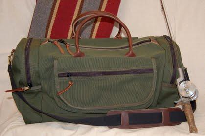 six pocket duffle